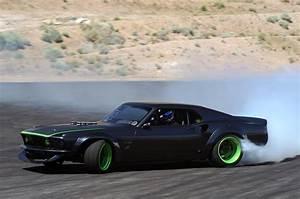 Vaughn Gittin Jr's 1969 RTR-X Mustang Photo Gallery - Autoblog