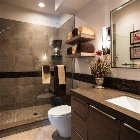 Modern Brown Bathroom Ideas modern bathroom colors brown color shades chic bathroom