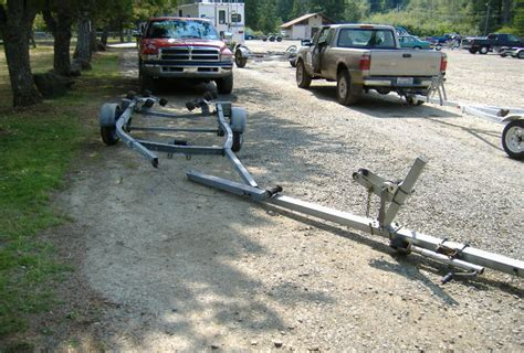 Boat Trailer Guide Extension by Buying New Boat Trailer Price Negotiation The Hull