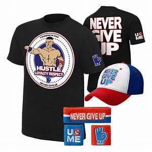 John Cena Hustle Loyalty Respect Cap Men Youth Kid Child T ...