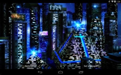 Best 3d Live Wallpapers For Android Free by Free Futuristic Live Wallpaper Wallpapersafari