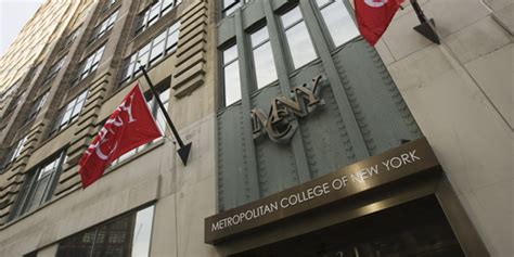 metropolitan college  ny seeks  public relations firm pr