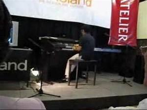 Impromptu Vocal Jazz Performance by Ryoki Yamaguchi - YouTube