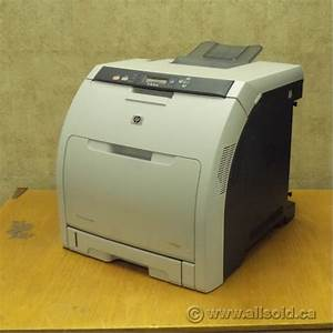 Hp Color Laserjet 3600n Network Laser Printer - Allsold Ca