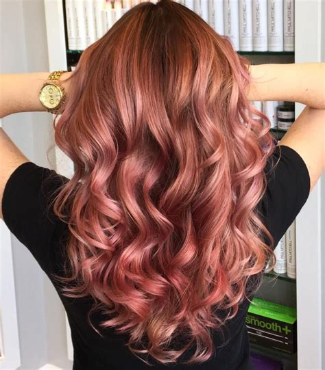 Colors To Dye Brown Hair Tips by 20 Brilliant Gold Hair Color Ideas Hair Styles