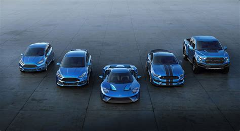 Ford 2016 Lineup by Ford To Make Ford Performance Announcement Return To