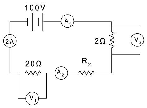Parallel Circuits Electronic Circuit Diagram