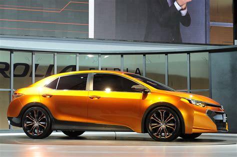 Toyota Debuts Furia Concept, Heralds Next Corolla Design