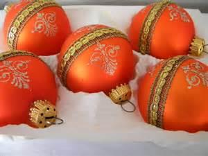 Krebs Christmas Ornaments Germany