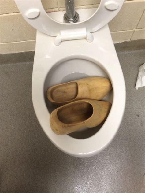 clogged  toilet meme guy
