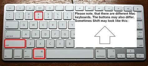 How Do You Take A Screen Shot On A Mac?