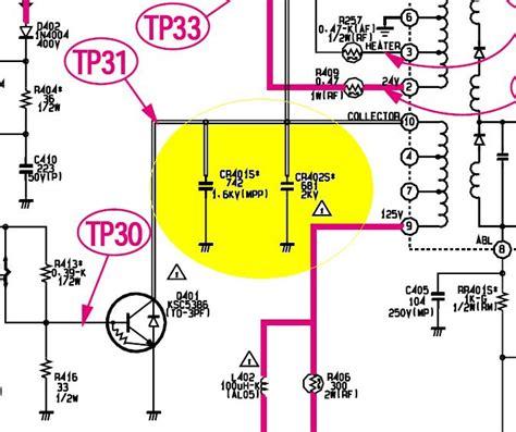 solucionado diagrama tv samsung ct2088bl yoreparo