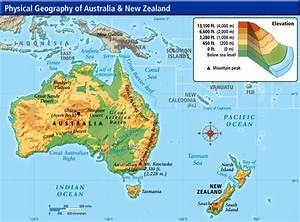 The Physical Geography Of Australia
