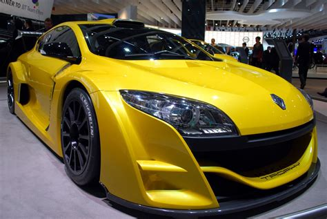 Hot Renault Megane Trophy Concept Revealed At Paris Motor