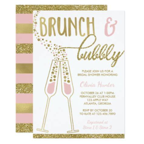 bridal shower brunch invitation bridal shower invitations announcements zazzle
