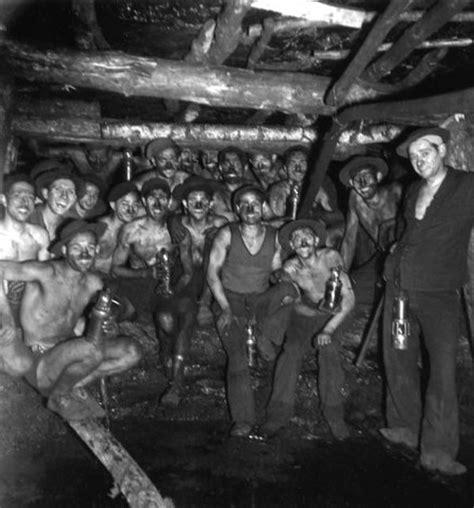 quot mines de lens en 1945 quot du photographe robert doisneau 1912 1994 2 2 toute une