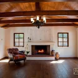 Farmhouse Fireplace Design Idea