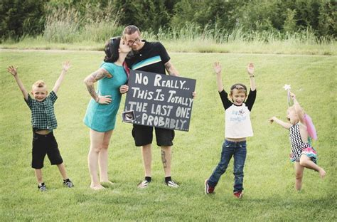 Cute Ways To Announce Pregnancy... (2nd For Me)