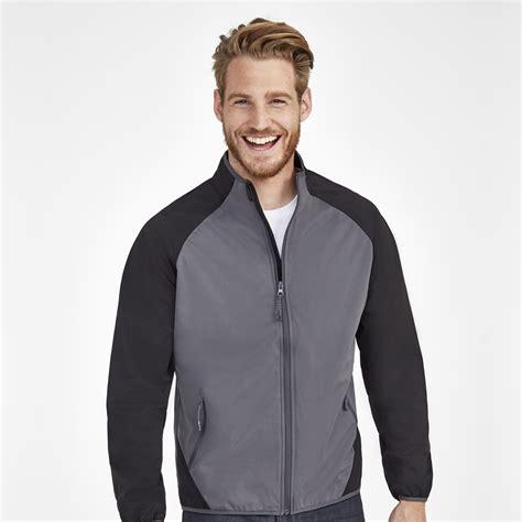 Vīriešu divkrāsu softshell jaka • Ideju druka