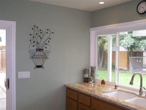 Nantucket Gray Paint. Not Really Gray; It