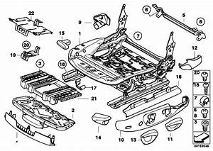 Original Parts For E90 320si N45 Sedan    Seats   Front Seat