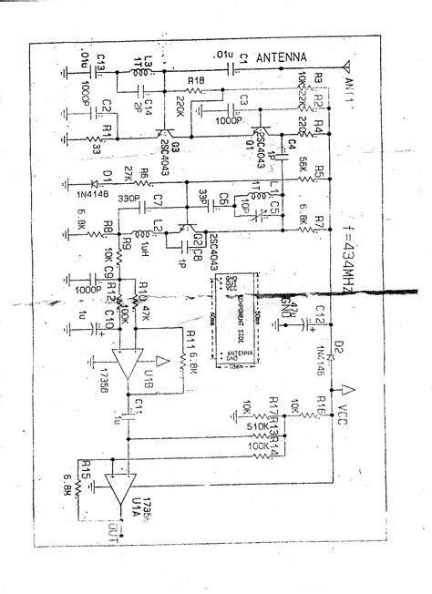 Receiver Circuits Free Electronic Circuit Links