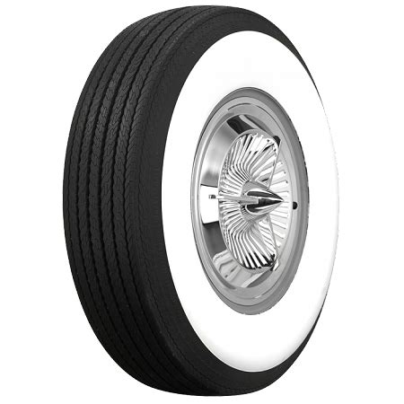 note on photos shown tire and whitewall sizes are approximate and are offered as an exle of how the tire generally coker bias ply tires h78 15 4 7 16 quot whitewall