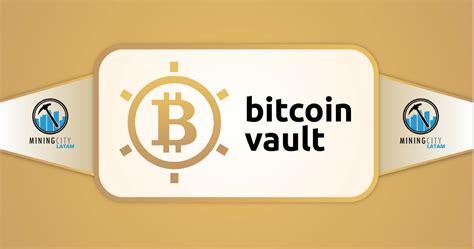 Bitcoin es un proyecto innovador en constante evolución y cambio como cualquier moneda. Feliz y Saludable: Cómo comenzar con el nuevo Bitcoin Vault: Tutorial de billetera de escritorio ...