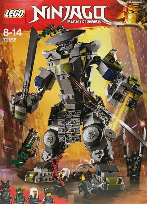 nouveautes lego ninjago ete  les visuels officiels