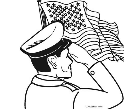 veterans day coloring page free printable veterans day coloring pages for