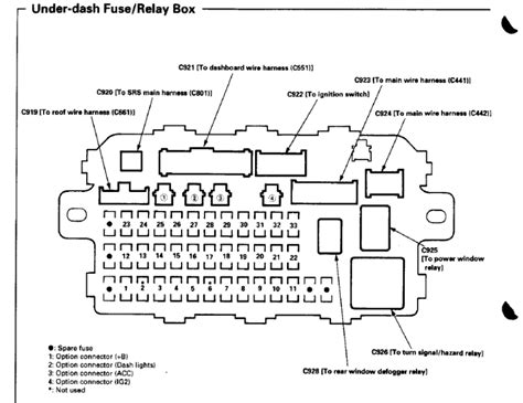 1998 Acura Integra Fuse Box Diagram by Ep3 Jdm Side Repeater Fuse