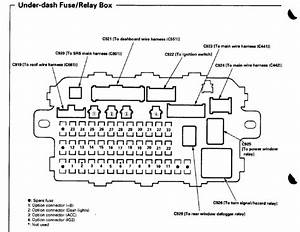 Acura Integra Fuse Box Diagram