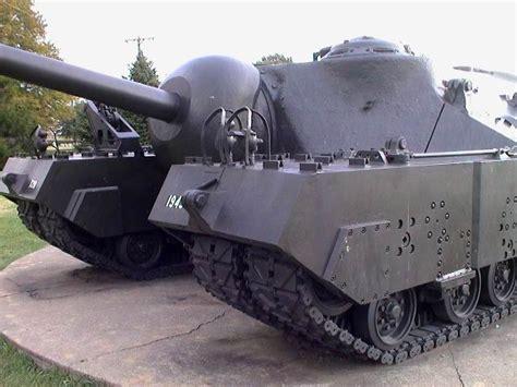 T28 Super Heavy Tank (t95 Gun Motor Carriage)