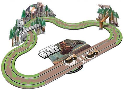 Star Wars slot car sets don't use cars - SlashGear