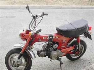 Petite Moto Honda : lire une petite annonce propose vendre moto 70 cc ~ Mglfilm.com Idées de Décoration
