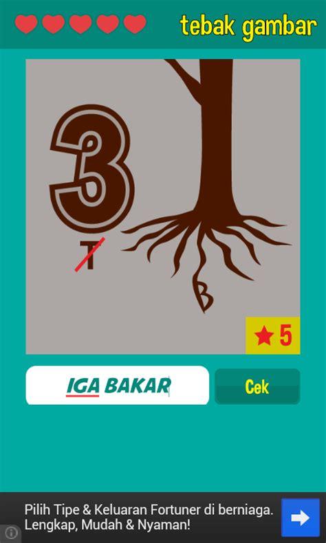 Kunci jawaban tebak gambar dalam aplikasi ini disajikan secara lengkap mulai dari level 1 sampai level terakhir. Kunci Jawaban TEBAK GAMBAR Level 1-9 beserta Gambar ...
