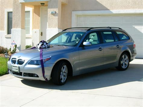 2007 Bmw 530xi by Bmw 5 Series 530xi 2007 Technical Specifications