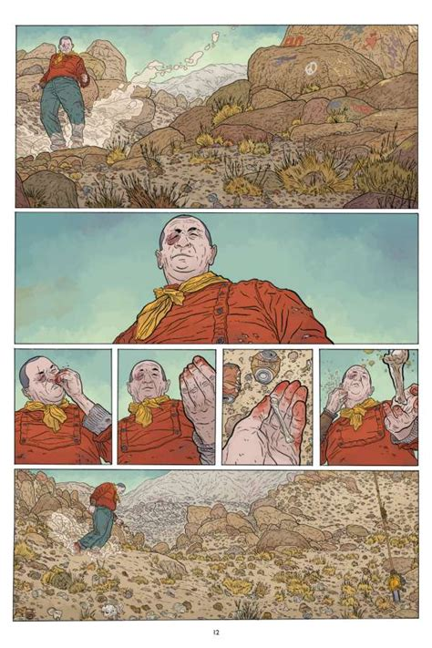shaolin cowboy shemp buffet cross cult comics romane