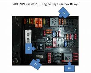 2004 Volkswagen Passat Engine Diagram