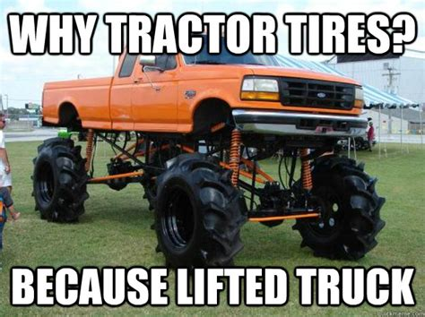 Lifted Truck Memes - funny lifted truck memes www pixshark com images galleries with a bite