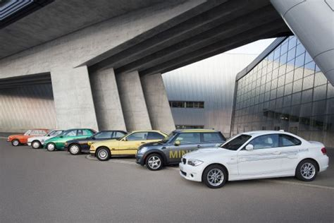 Bmw's Electric Car History Now Spans A Good 40 Years