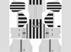 Kit Juventus para DLS 18 Dream League Soccer atualize