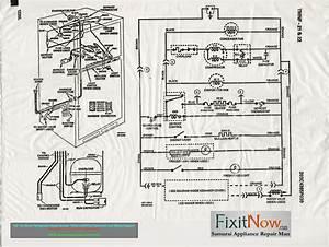 Whirlpool Ed25rfxfw01 Refrigerator Wiring Diagram