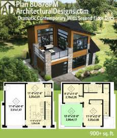 best house plan websites plan 80878pm dramatic contemporary with second floor deck modern house plans square and
