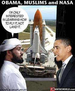 Obama NASA Islam - Pics about space