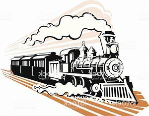 Unique Old Train Vector Photos  U00bb Free Vector Art  Images