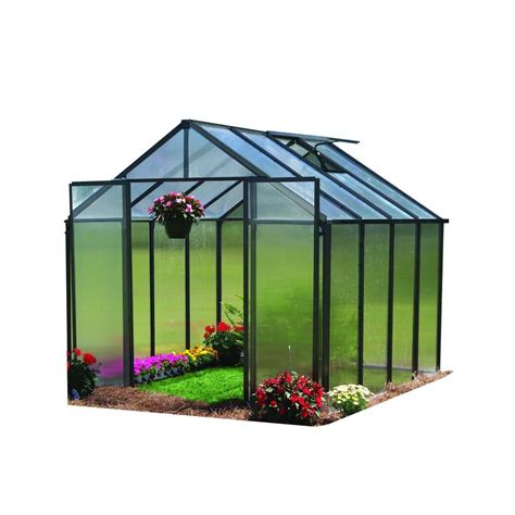palram greenhouse greenhouses at home depot