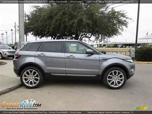 2014 Land Rover Range Rover Evoque Pure Plus Orkney Grey ...