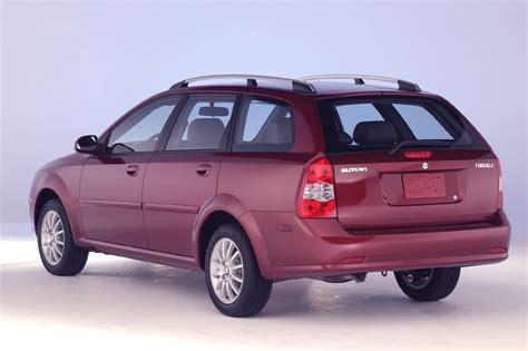 2005 Suzuki Forenza Reviews by Suzuki Forenza 2005 Wagon The Wagon