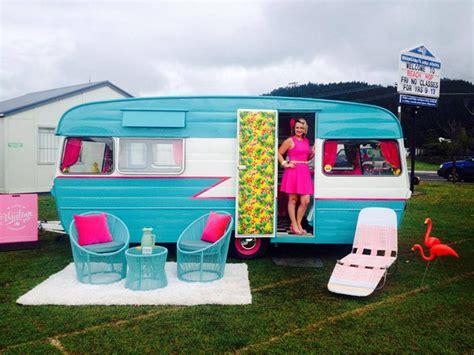 sweet vintage campers  beth  love vintage caravans